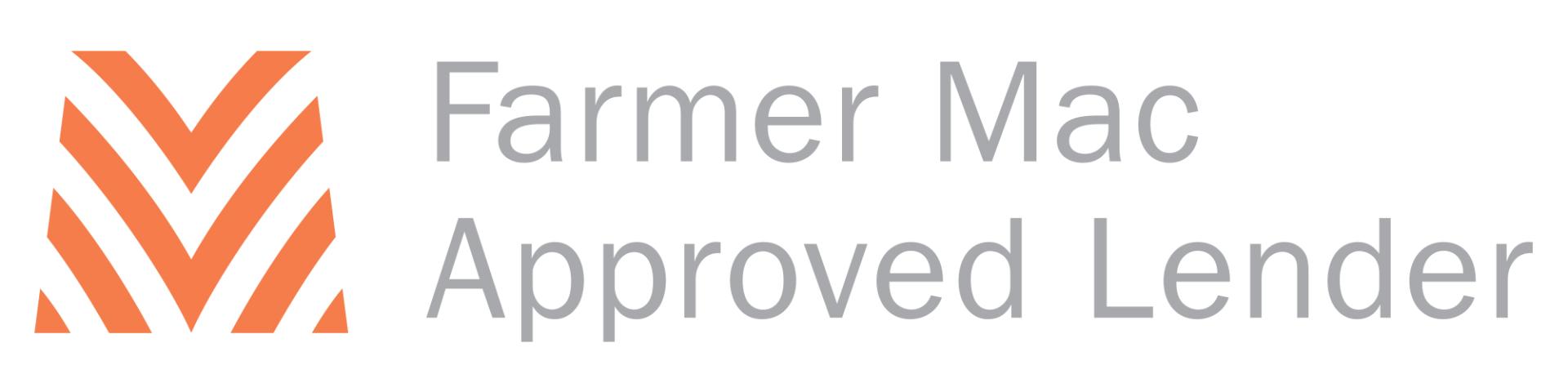 Farmer Mac approved lender logo